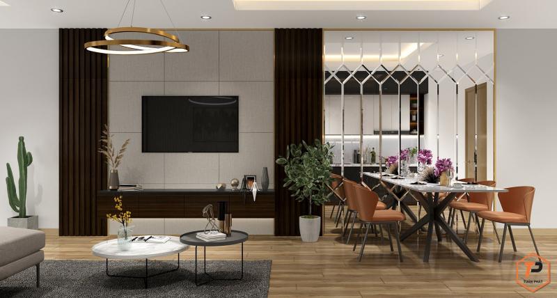 Công ty thiết kế nội thất Tuấn Phát