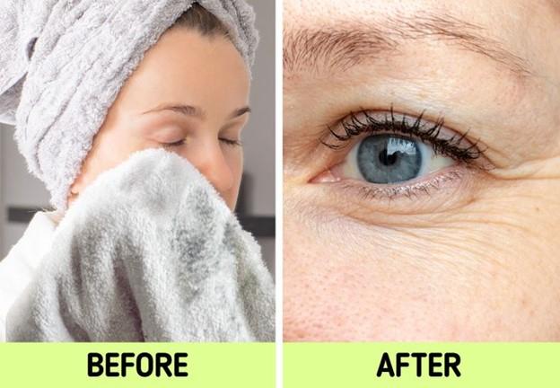 Da của bạn có thể lão hóa nhanh hơn