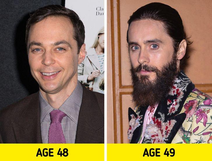 Da của nam giới dày hơn