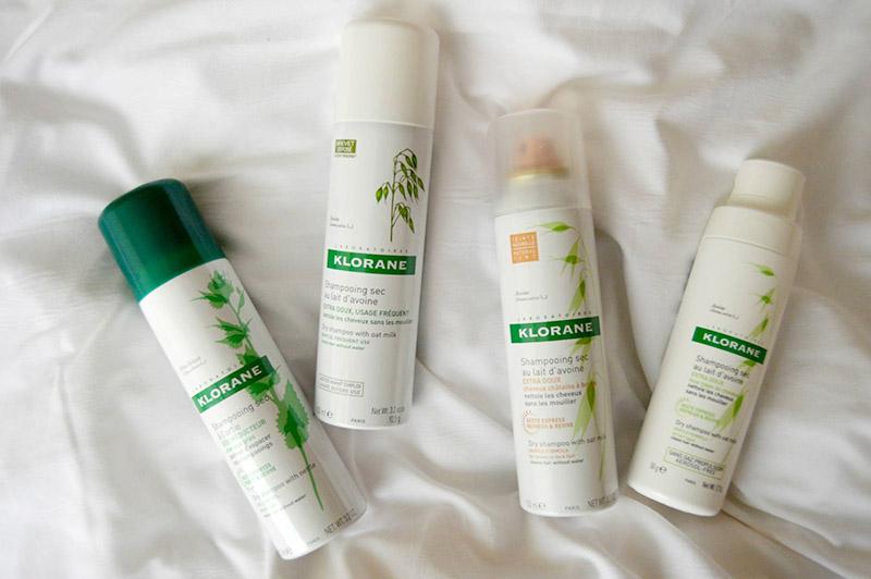 Dầu gội khô Klorane Dry Shampoo