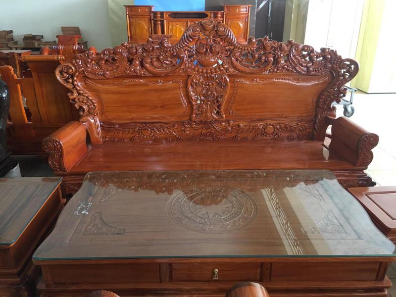 Đồ gỗ nội thất Sơn Hòa