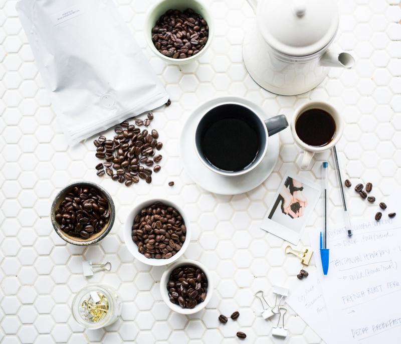 Đó là bởi vì cà phê là chất lợi tiểu