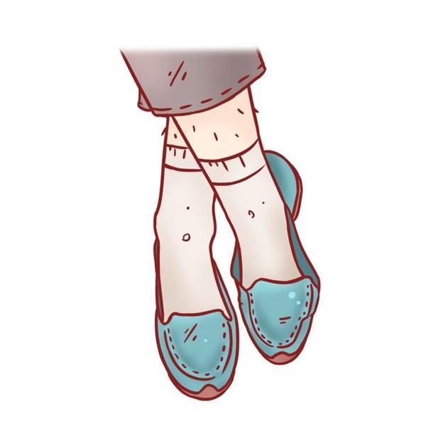 Đôi giày quá lỏng lẻo