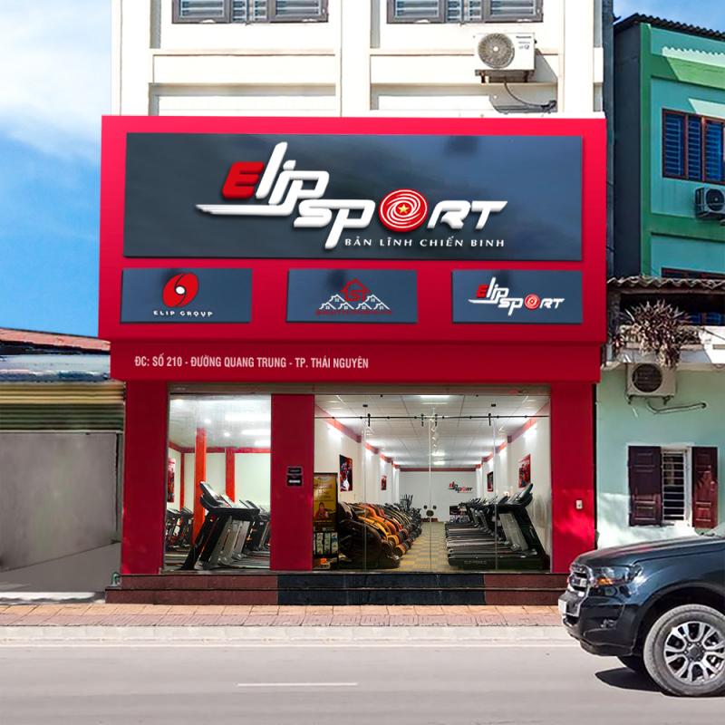 Elipsport Thái Nguyên