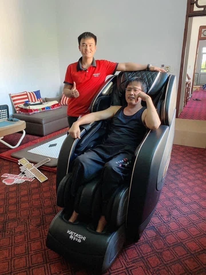 Ghế Massage Kaitashi