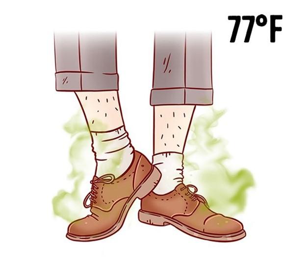 Giày làm từ vật liệu không tự nhiên