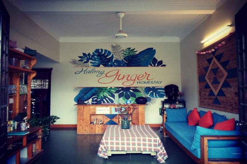 Gingger Homestay Hạ Long