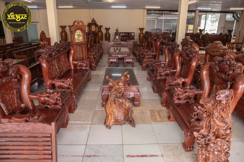 Gỗ Việt Bắc