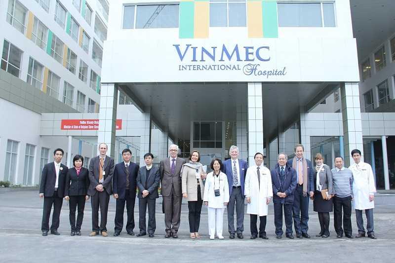 Hệ thống Y tế Quốc tế Vinmec