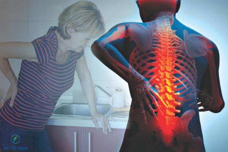 Hệ xương của phụ nữ xuống cấp nhanh hơn