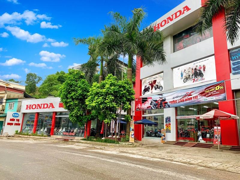 Honda Ngọc Xuân