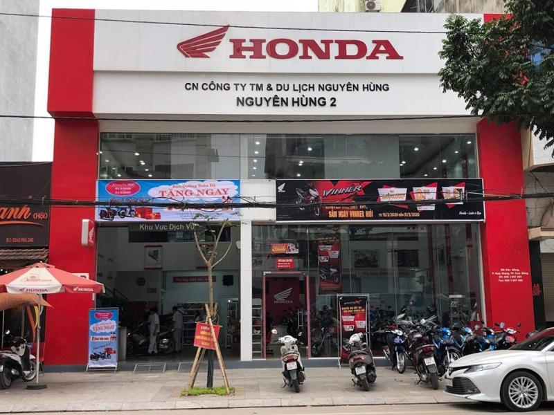 Honda Nguyên Hùng 2