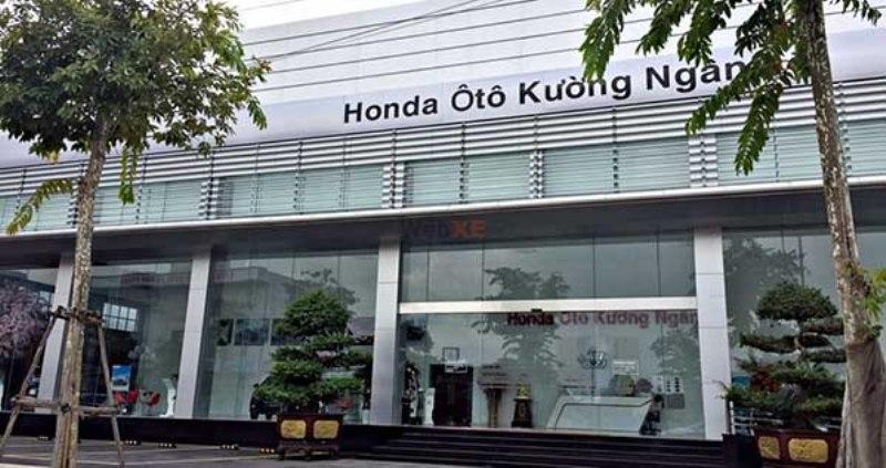 Honda Ôtô Kường Ngân
