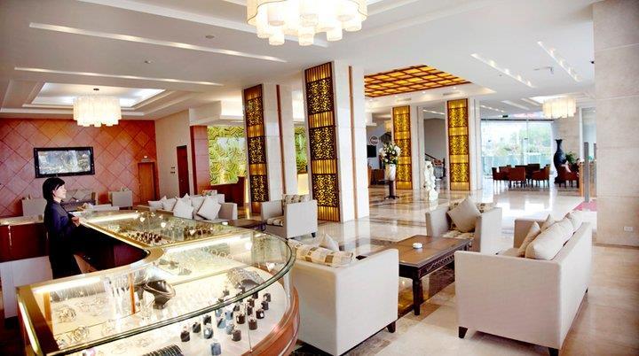 Khách sạn Mường Thanh Grand Ha Long
