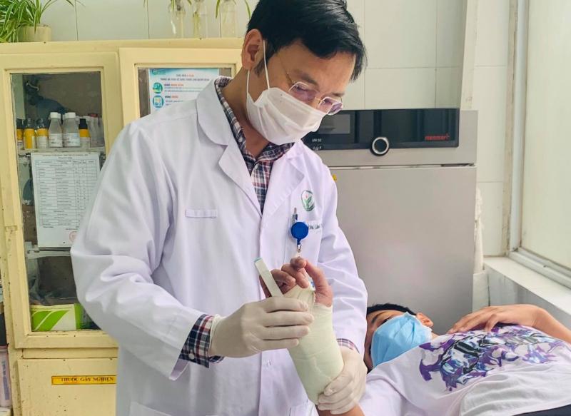 Khoa Xương - Khớp bệnh viện Việt Đức