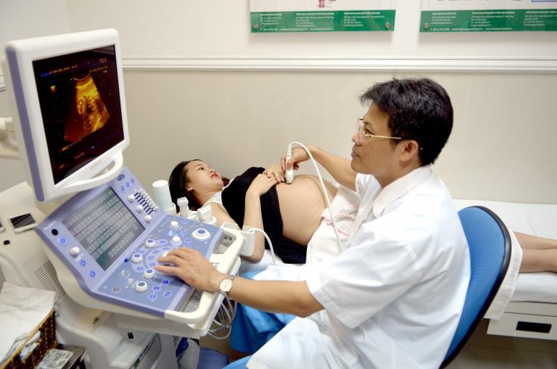 Lần khám thai thứ tư (22-23 tuần)