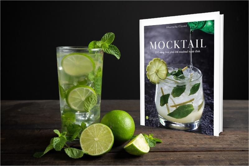 MOCKTAIL - 210 Công Thức Pha Chế Mocktail Tuyệt Đỉnh