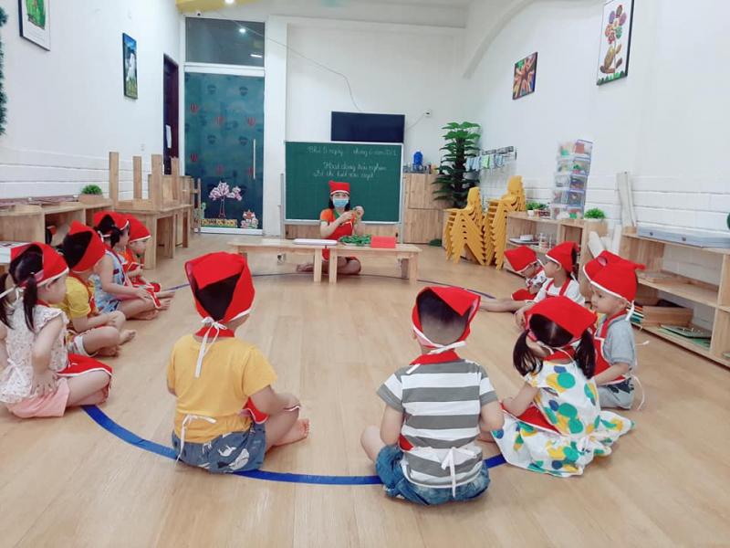 Mầm non Sen Vàng Việt Trì