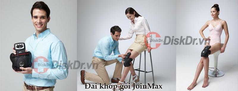 Máy điều trị đau khớp gối JoinMax