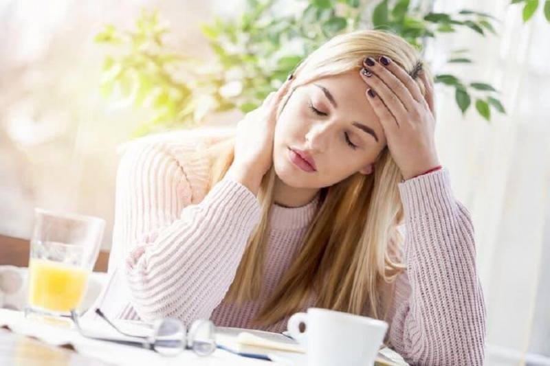 Nấm mốc trong cà phê với thể gây mệt mỏi