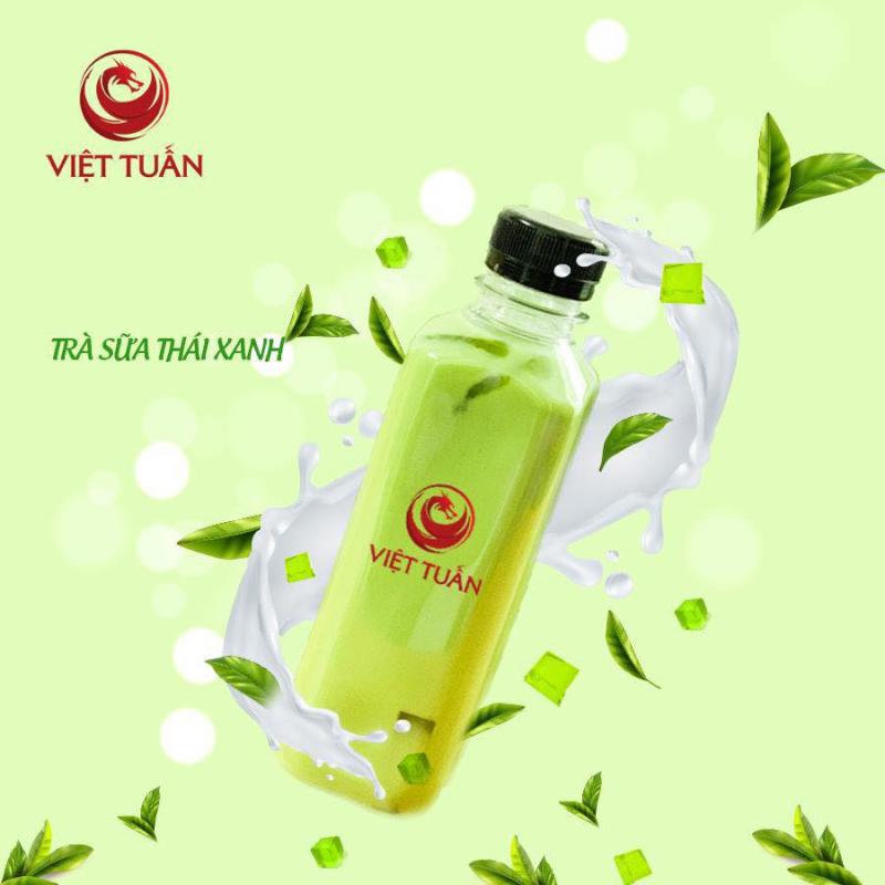 Nguyên liệu trà sữa Việt Tuấn