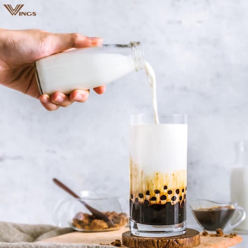 Nguyên liệu trà sữa Wings