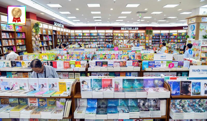Nhà Sách FAHASA Mỹ Khê