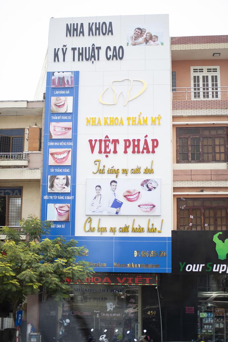 Nha khoa quốc tế Việt Pháp Đà Nẵng
