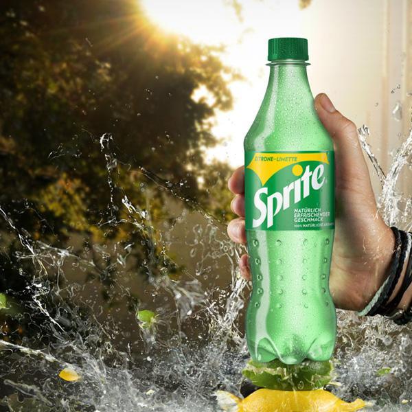 Nước ngọt có gas Sprite
