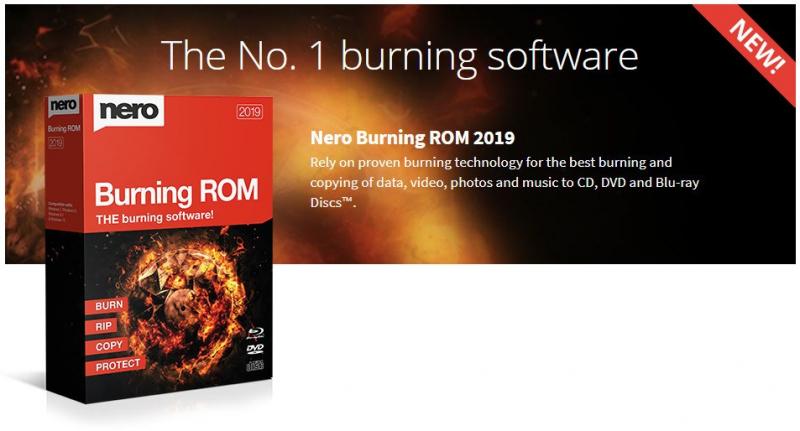 Phần mềm Download Nero