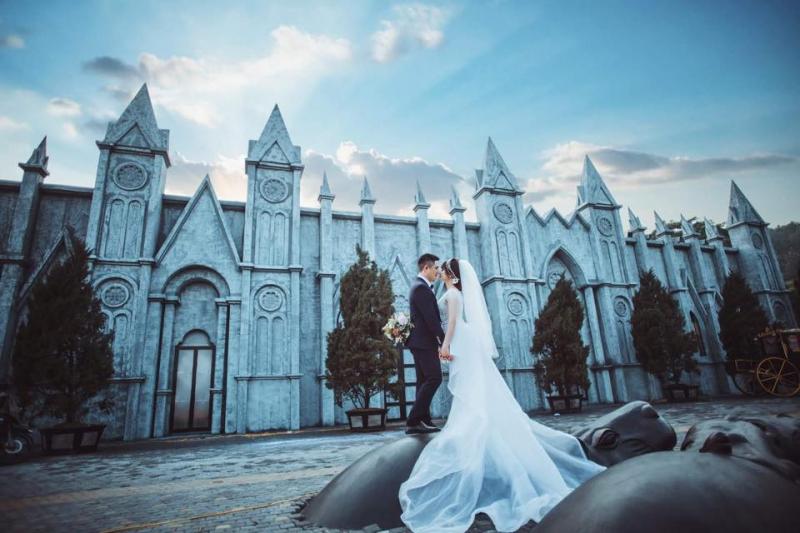 Phim trường Wedding Land Bắc Giang
