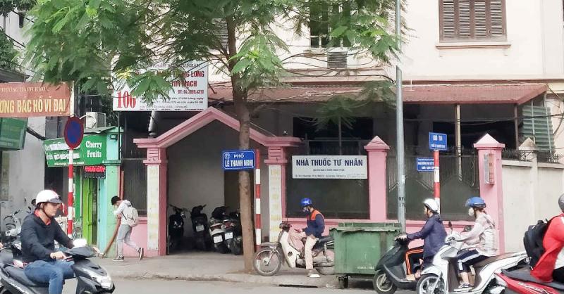Phòng Khám Nội Tim Mạch Thăng Long