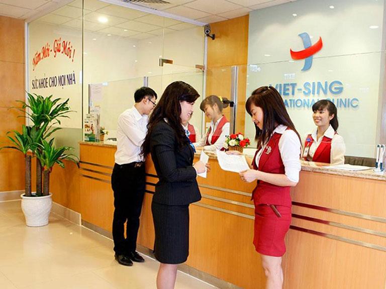Phòng khám Đa khoa Quốc tế VietSing