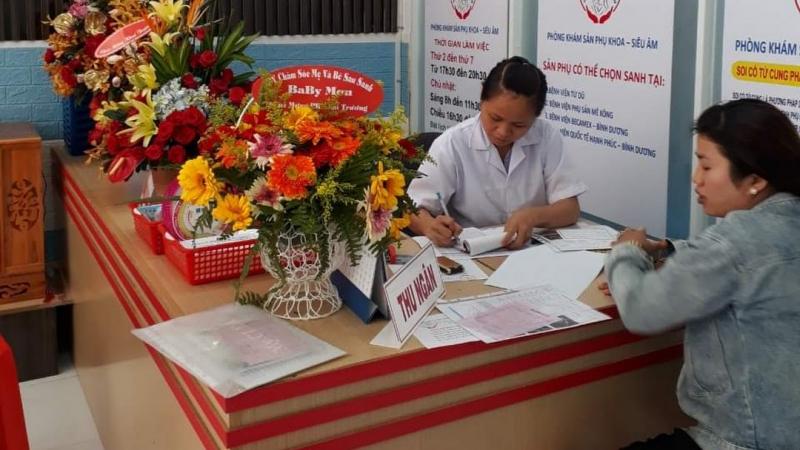 Phòng khám Phụ Sản Sài Gòn - Đông Hiệp - BS Từ Dũ