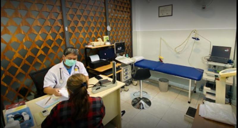 Phòng khám chuyên khoa tim mạch - TSBS Hoàng Phương