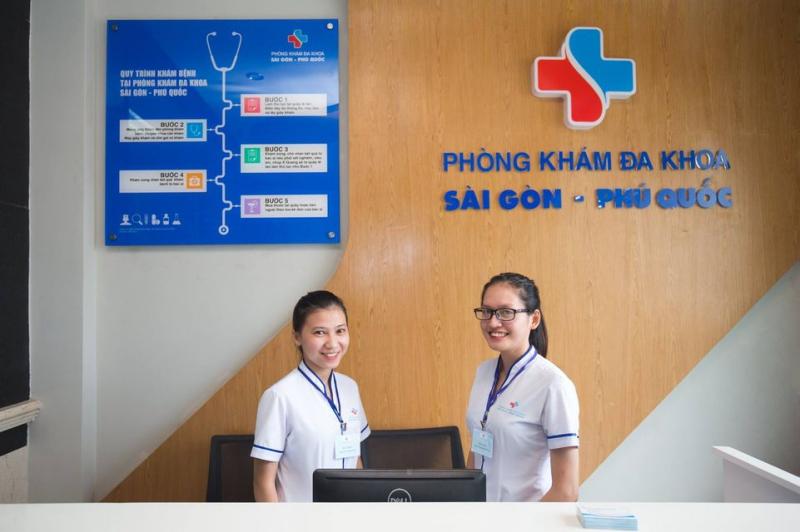 Phòng khám đa khoa Sài Gòn Phú Quốc