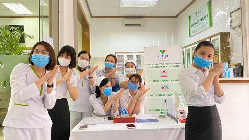 Phòng khám đa khoa Vietlife MRI Trần Bình Trọng