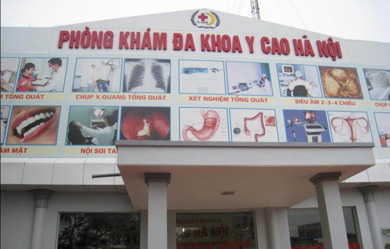 Phòng khám đa khoa Y Cao