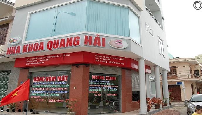 Phòng khám nha khoa Quang Hải