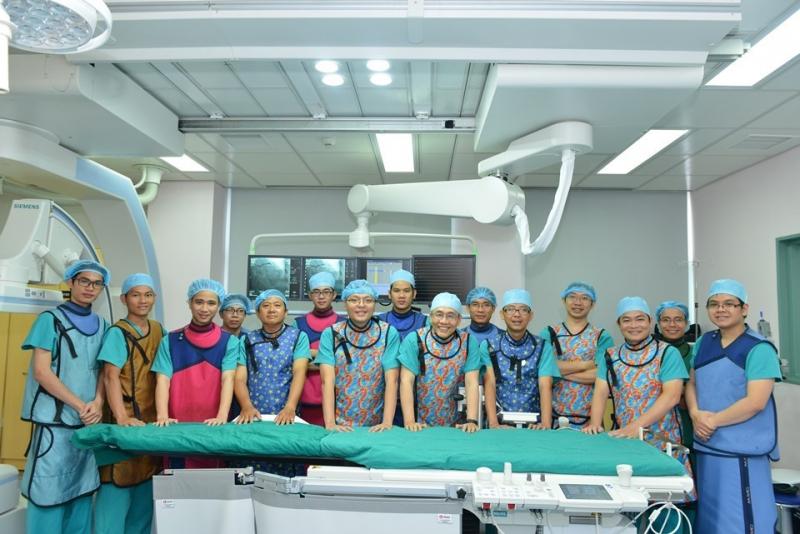 Phòng khám tim mạch GSTSBS Trương Quang Bình