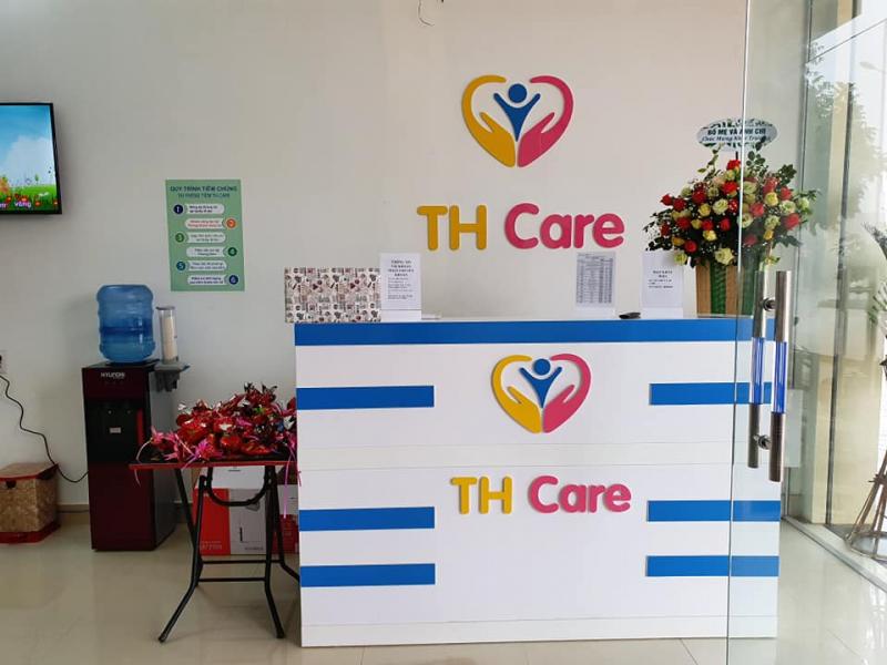 Phòng tiêm vắc xin TH Care Đô Lương