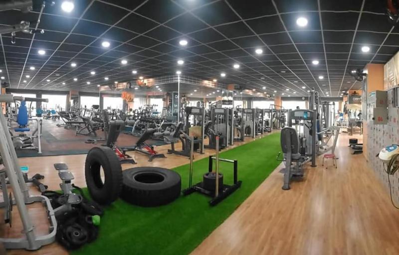 Rambo Gym – Fitness