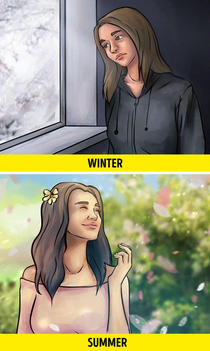 Rối loạn cảm xúc theo mùa