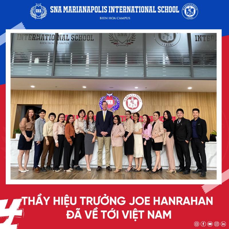 SNA Marianapolis International School