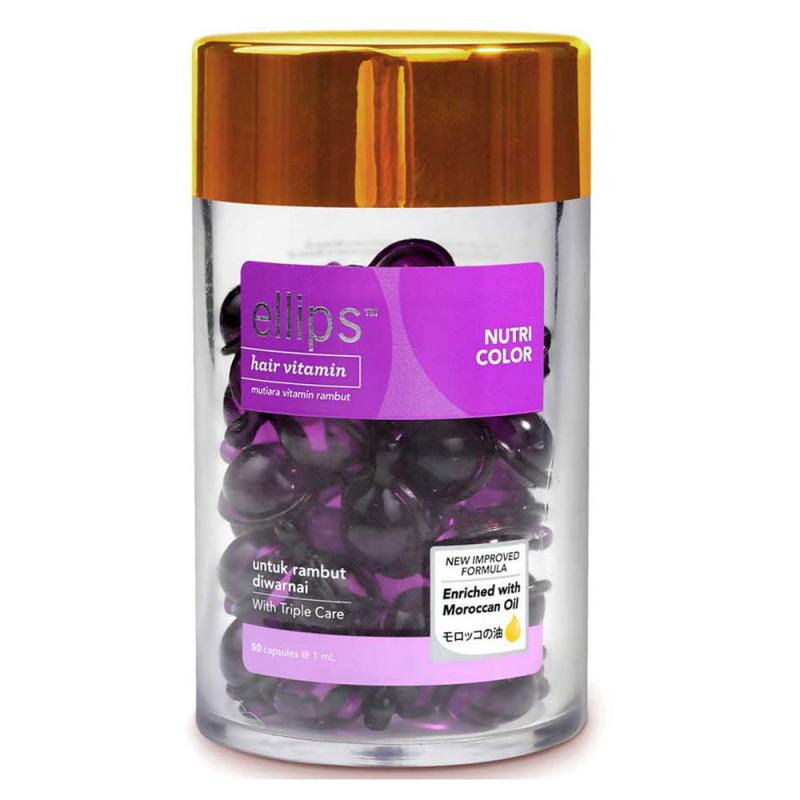 Serum Dưỡng Tóc Ellips Hair Vitamin