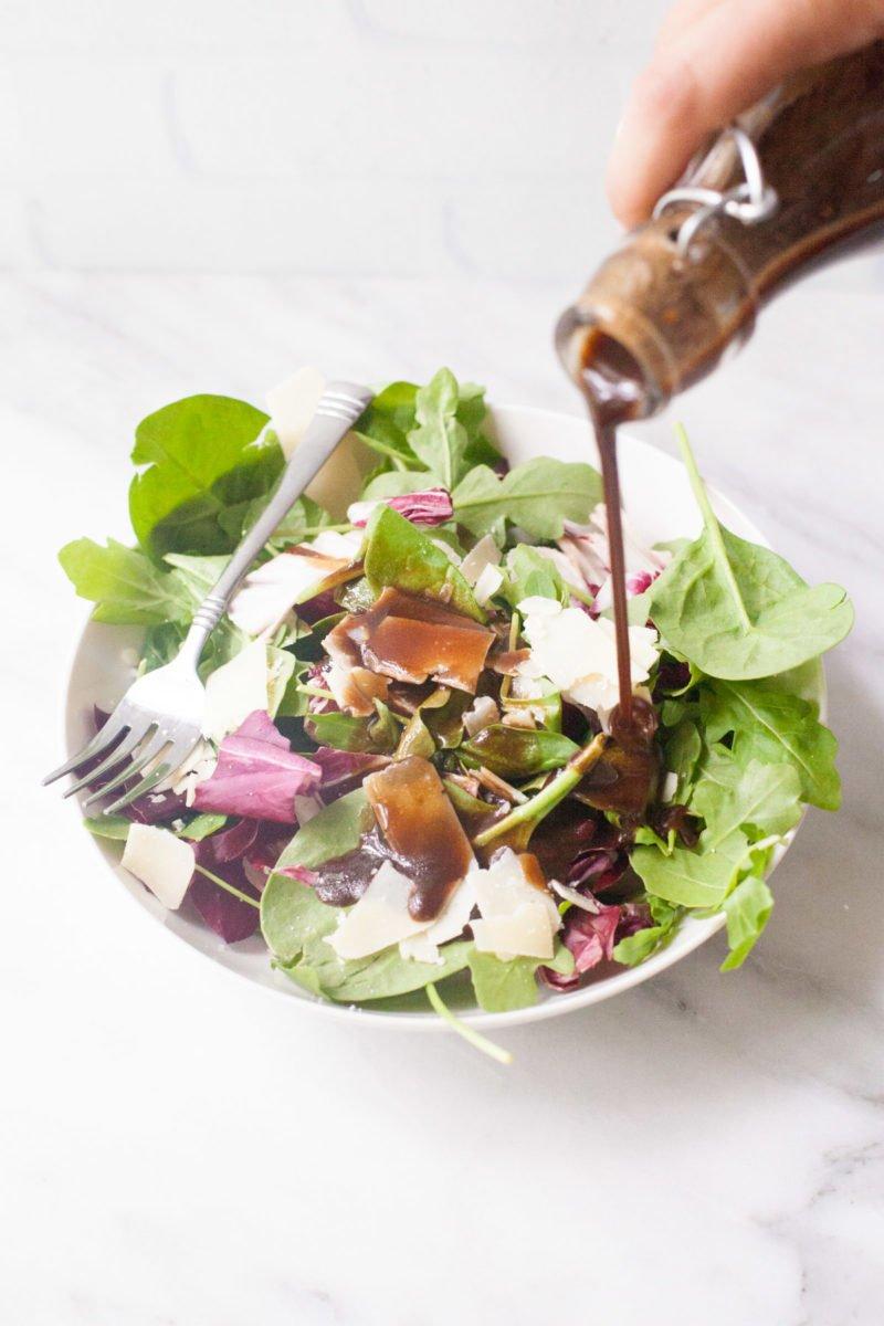 Sốt salad không béo