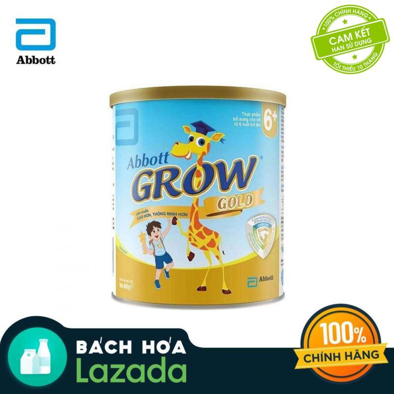 Sữa Abbott Grow School 6+