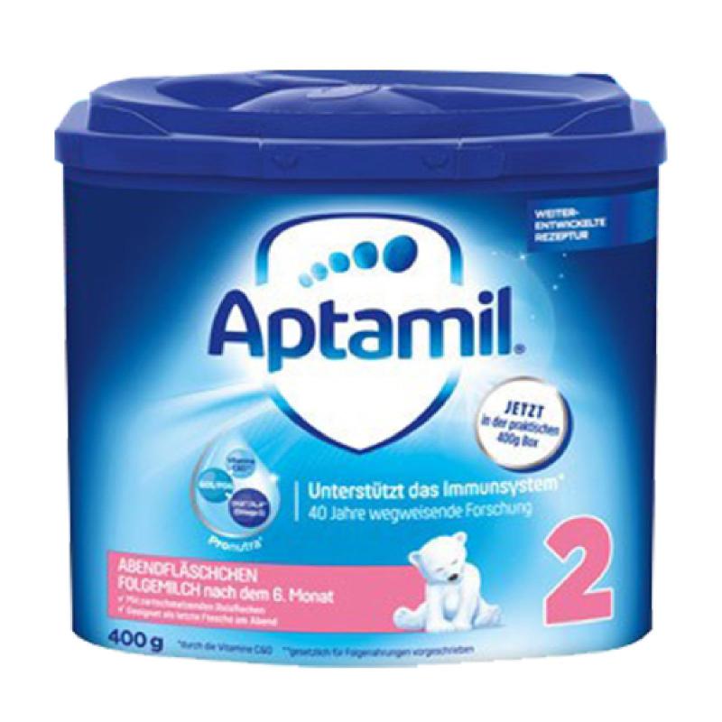 Sữa Aptamil Abend (cho trẻ từ 6-36 tháng)