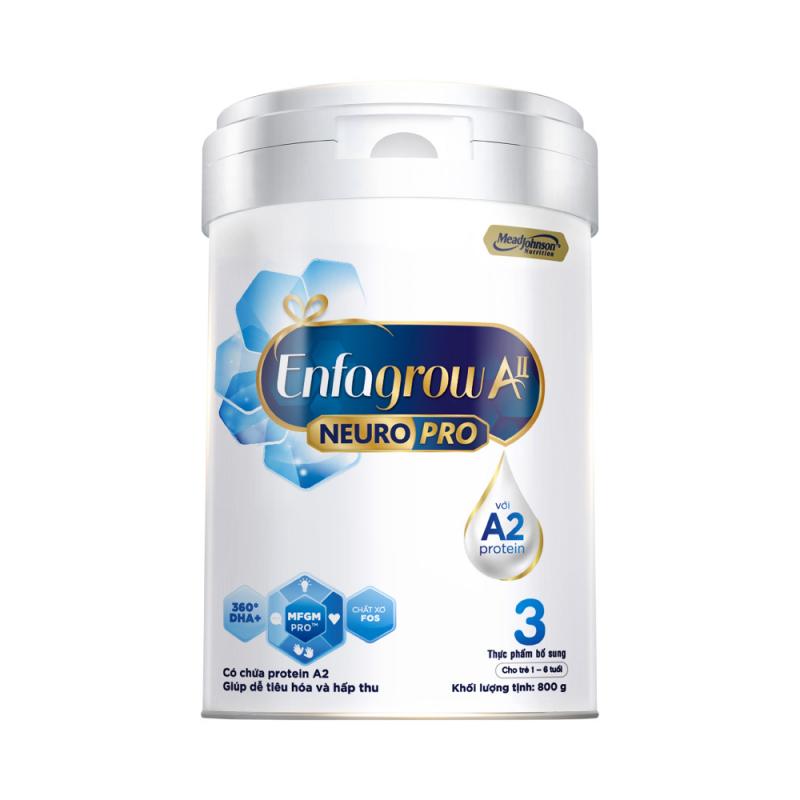 Sữa Bột Enfagrow A2 Neuro Pro 3