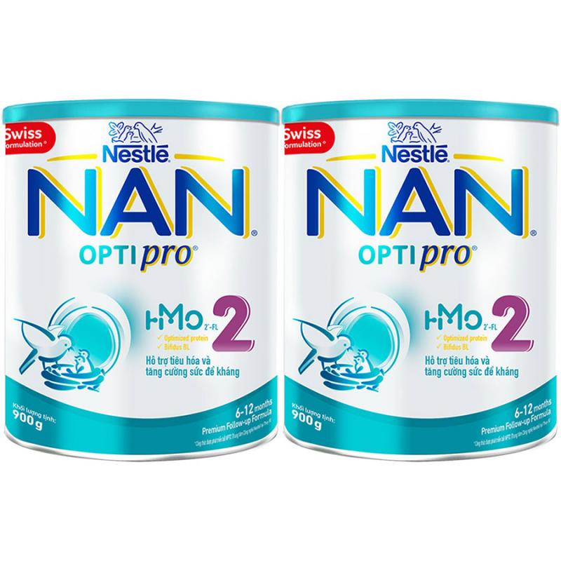 Sữa Bột Nestle NAN OPTIPRO 2 HM-O